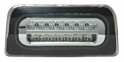 Anzo - Chevrolet S10 Anzo LED Third Brake Light - Chrome - 531042