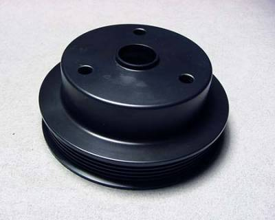 Auto Specialties - Auto Specialties Crank Pulley with 22 Percent Reduction - Full Charge 750 RPM - Nitride - 540200