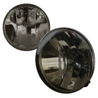Spec-D - GMC Yukon Spec-D Fog Lights - LF-DEN07GOEM-DL