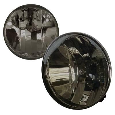 Spec-D - GMC Yukon Spec-D Fog Lights - LF-DEN07GOEM-DL