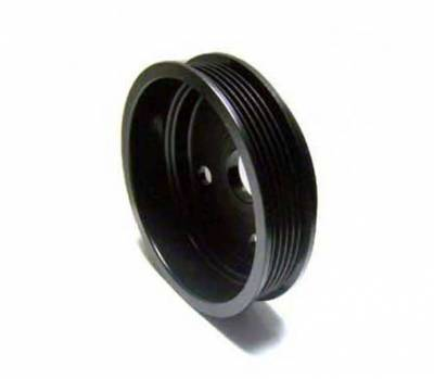 Auto Specialties - Auto Specialties Crank Pulley with 25 Percent Reduction - Full Charge 850 RPM - Nitride - 541800