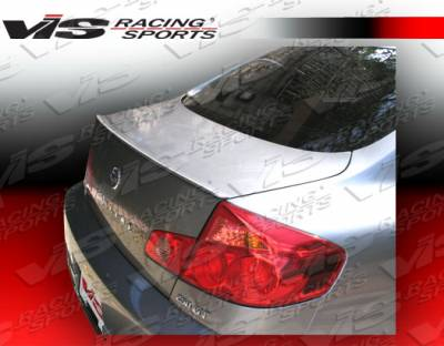 VIS Racing - Infiniti G35 2DR VIS Racing M3 Spoiler - 03ING352DM3-003