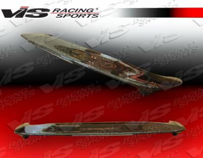 VIS Racing - Infiniti G35 2DR VIS Racing OEM Style Carbon Fiber Spoiler - 03ING352DOE-003C