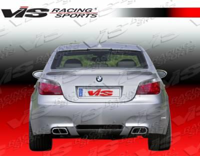 VIS Racing - BMW 5 Series VIS Racing M-5 Spoiler - 04BME604DM5-003