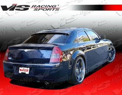 VIS Racing - Chrysler 300 VIS Racing VIP Roof Spoiler - 05CY3004DVIP-023