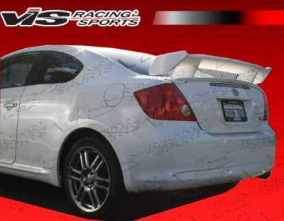 VIS Racing - Scion tC VIS Racing Skyline Spoiler - 05SNTC2DSKY-003