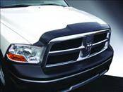AVS - Dodge Ram AVS Aeroskin Hood Shield - Chrome - 622004