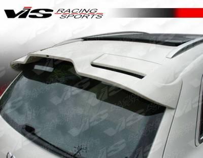 VIS Racing. - Audi Q7 VIS Racing A Tech Roof Spoiler - 06AUQ74DATH-023