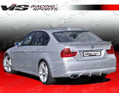 VIS Racing - BMW 3 Series VIS Racing A Tech Spoiler - 06BME904DATH-003