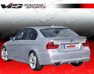 VIS Racing - BMW 3 Series VIS Racing A Tech Roof Spoiler - 06BME904DATH-023