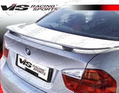 VIS Racing - BMW 3 Series VIS Racing Euro Tech Spoiler - 06BME904DET-003