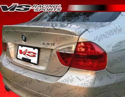 VIS Racing - BMW 3 Series VIS Racing OEM Spoiler - 06BME904DOE-003