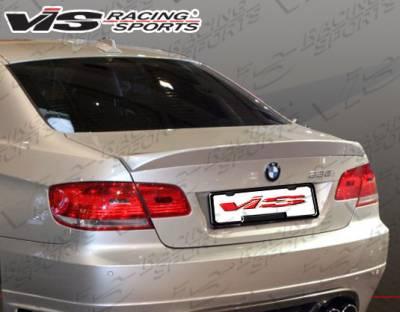 VIS Racing - BMW 3 Series 4DR VIS Racing R-Tech Spoiler - 06BME904DRTH-003