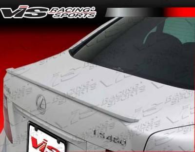 VIS Racing - Lexus LS VIS Racing VIP Spoiler - 07LXLS44DVIP-003