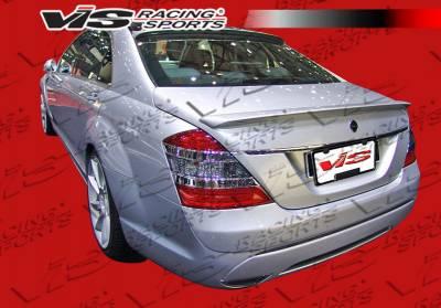 VIS Racing - Mercedes-Benz S Class VIS Racing Laser Spoiler - 07MEW2214DLS-003