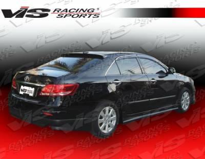 VIS Racing - Toyota Camry VIS Racing VIP Roof Spoiler - 07TYCAM4DVIP-023