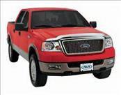 AVS - Ford Ranger AVS Hood Shield - Chrome - 680321