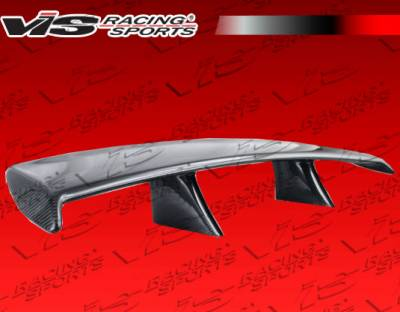 VIS Racing - Hyundai Genesis VIS Racing GNX Rear Carbon Wing - 10HYGEN2DGNX-003C