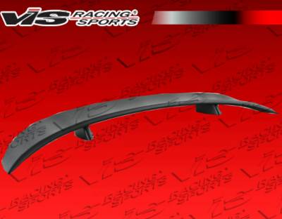 VIS Racing - Hyundai Genesis VIS Racing Pro Line Spoiler - 10HYGEN2DPL-003