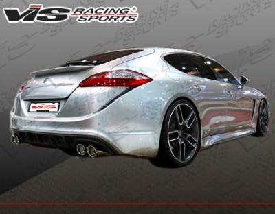 VIS Racing - Porsche Panamera VIS Racing Concept-D Rear Spoiler - 10PS9704DCCD-003