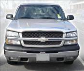 AVS - Chevrolet Silverado AVS Hood Shield - Chrome - 680815