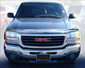 AVS - GMC Yukon AVS Hood Shield - Chrome - 680912