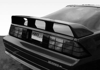 VIS Racing - Chevrolet Camaro VIS Racing Z28 Factory Style Spoiler - 49807C