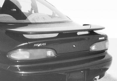 VIS Racing - Mazda MX6 VIS Racing Factory Style Wing with Light - 591003L