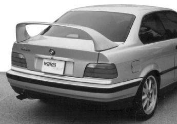 VIS Racing - BMW 3 Series VIS Racing Super Style Wing with Light - 591151-6V26L