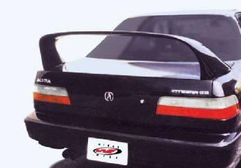 VIS Racing - Acura Integra 4DR VIS Racing Super Style Spoiler - 591156-4