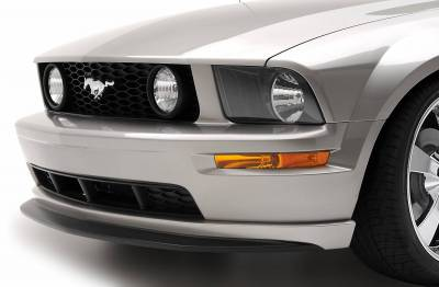 3dCarbon - Ford Mustang 3dCarbon Chin Spoiler - 691013