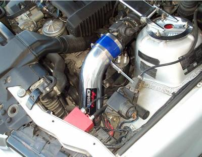 Cosmo - 3.5 Inch COLD AIR Intake