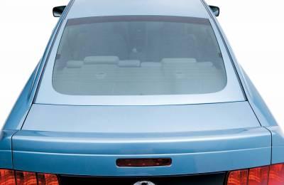 3dCarbon - Ford Mustang 3dCarbon U-Shape Rear Window Trim - 691015