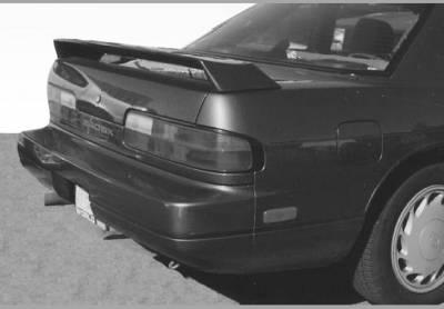 VIS Racing - Nissan 240SX VIS Racing M3 Style Spoiler - 591202-2