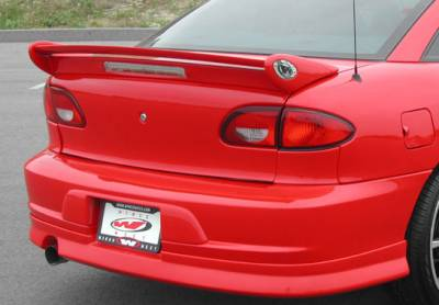 VIS Racing - Chevrolet Cavalier VIS Racing Mini-Me Commando Wing with Light - 591540L