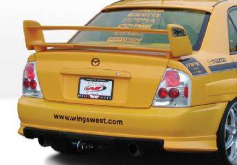 VIS Racing - Mazda Protege VIS Racing Skyline Series with 15 inch Light & Signature with End Caps - 591547L