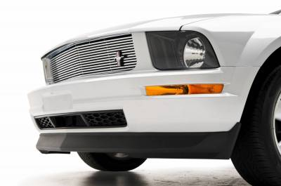 3dCarbon - Ford Mustang 3dCarbon Chin Spoiler - 691071