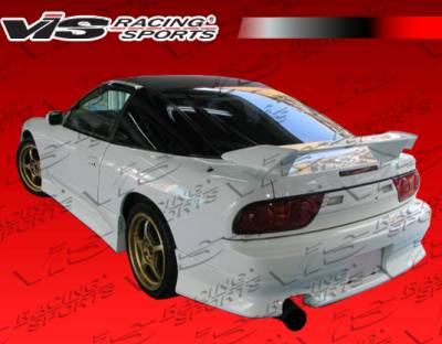 VIS Racing - Nissan 240SX VIS Racing Kouki Spoiler - 89NS2402DKOK-003