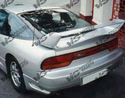 VIS Racing - Nissan 240SX HB VIS Racing Techno R Spoiler - 89NS240HBTNR-003