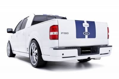 3dCarbon - Ford F150 3dCarbon Rear Lower Wrap - 691117