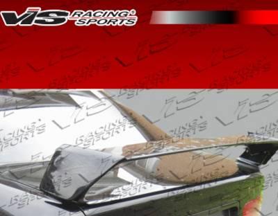VIS Racing - Mazda Protege VIS Racing Techno R Spoiler - 90MZ3234DTNR-003