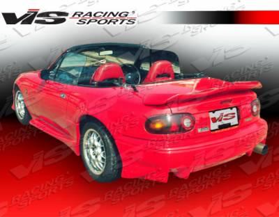 VIS Racing - Mazda Miata VIS Racing Invader Spoiler - 90MZMX52DINV-003