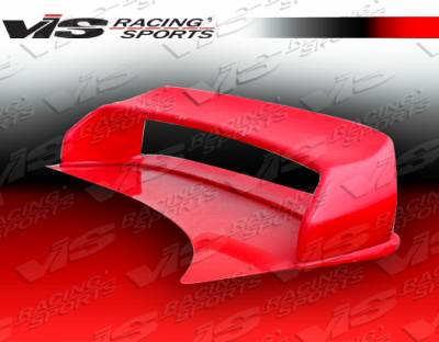 VIS Racing - BMW 3 Series VIS Racing Euro Tech II Spoiler - 92BME362DET2-003