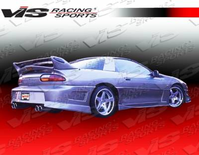 VIS Racing - Chevrolet Camaro VIS Racing GTR Spoiler - 93CHCAM2DGTR-003