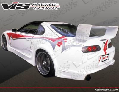 VIS Racing - Toyota Supra VIS Racing Battle Z Spoiler - 93TYSUP2DBZ-003