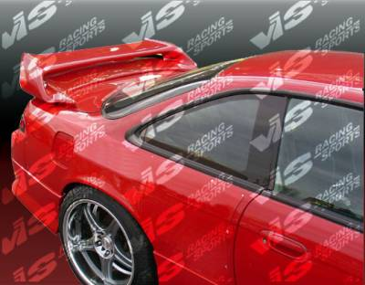 VIS Racing - Nissan 240SX VIS Racing Demon Spoiler - 95NS2402DDEM-003