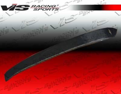 VIS Racing - Nissan 240SX VIS Racing G-Speed Carbon Fiber Roof Spoiler - 95NS2402DGSP-023C