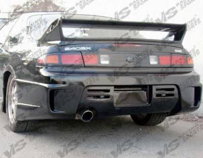 VIS Racing - Nissan 240SX VIS Racing GTR Spoiler - 95NS2402DGTR-003