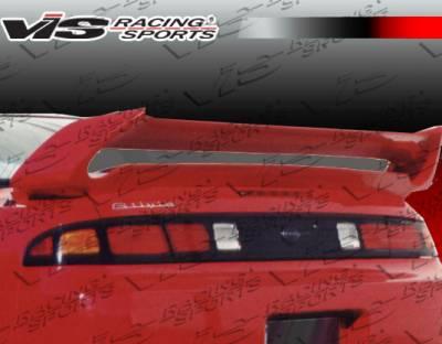 VIS Racing - Nissan 240SX VIS Racing Invader Spoiler - 95NS2402DINV-003
