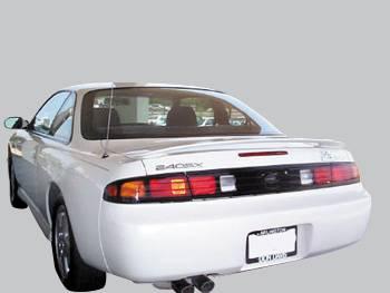 VIS Racing - Nissan 240SX VIS Racing Factory Style Spoiler - 95NS2402DOE-003